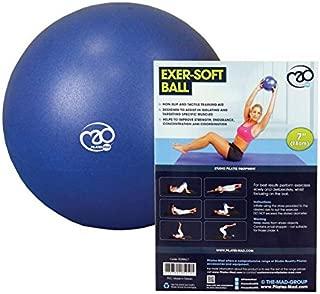 7 Blue Exer-soft Exercise Ball