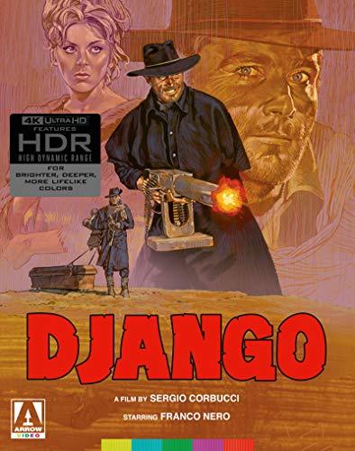 Django (4K Ultra HD + Texas Adios Blu-ray) [2-Disc Limited Edition]