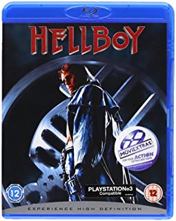 Hellboy [Reino Unido] [Blu-ray] (B000MM0GPU) | Amazon price tracker / tracking, Amazon price history charts, Amazon price watches, Amazon price drop alerts