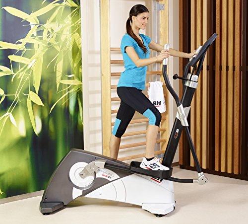 BH Fitness - Bicicleta elíptica Brazil...