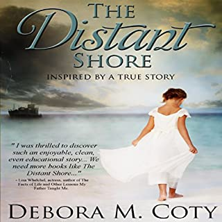 The Distant Shore audiobook cover art