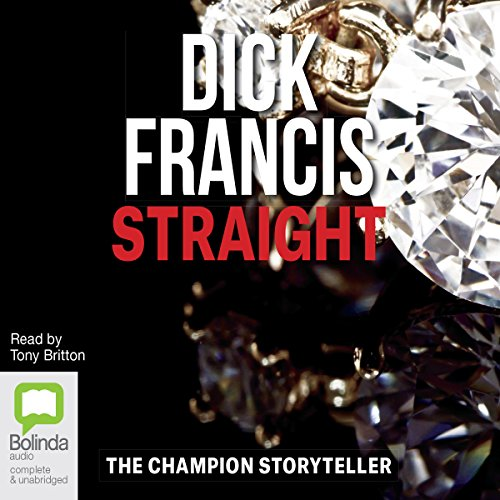 Straight audiobook cover art