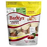 BARKYS Double Flavor Chews 5-6, 10 Piezas, 1 Pack