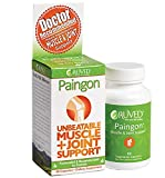 RUVED Paingon, Unbeatable Muscle Plus Joint Support Dietary Supplement, 60 Count by RUVED, manufactured by Ayush Herbs