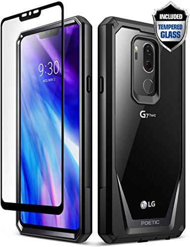 Funda LG G7 ThinQ, Poetic Guardian [Resistente