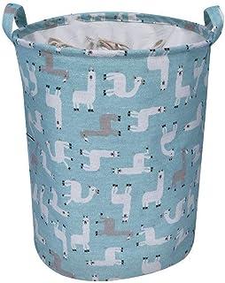 Panier à linge sale pliable, grande capacité, sac de rangement étanche pour vêtements sales, poubelle de rangement pour jo...