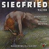 Siegfried, Act I, Scene 22: 'Den der Bruder schuf, den schimmernden Reif' (Mime, Siegfried)