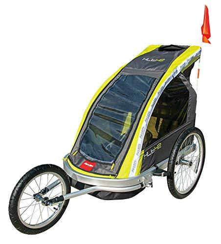 Buy Alek...Shop Multi-Function 2 in 1 Child Trailer Toddler Seat Bike Carrier 3 Wheel, Travel Gear C...