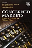 Concerned Markets: Economic Ordering for Multiple Values
