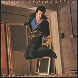 Bruce Springsteen, Dancing in the Dark b/w Pink Cadillac, 7' 45 rpm, Dutch Pressing
