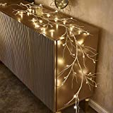 Hypestar Artificial Decorative Light Tree   Warm White 48 LEDs Star Batteries Operated   Tabletop...