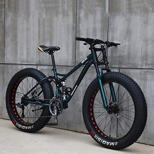 メンズマウンテンバイク26インチ フルサスペンションマウンテンバイク自転車、 ソフトテールデュアルサスペ...