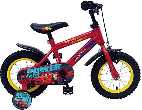 Disney Cars 3 Kinderfiets - Jongens - 12 inch - Rood