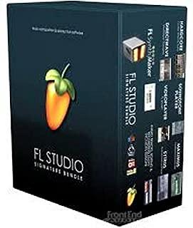 fl studio 11 signature bundle