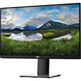 Dell P2421D 24 Inch 1440p QHD, IPS Thin Bezel Monitor, HDMI, DisplayPort, VESA Certified, Black