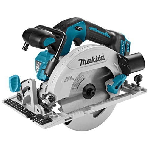 Makita DHS680Z Brushless 18 V Li-ion Circular Saw Bare Unit, 165 mm