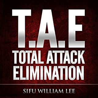 T.A.E. Total Attack Elimination audiobook cover art
