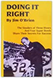 Doing It Right: The Steelers of Three Rivers and Four Super Bowls (Pittsburgh Proud Sports Book Series, 1)