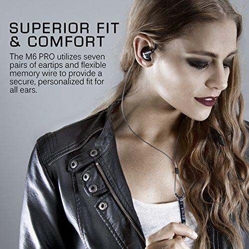 MEE Audio EP-M6PRO-BK-MEE In-Ear Ohrhörer