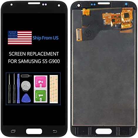 TFT For Samsung Galaxy S5 Screen Replacement G900 G900A G900P G900FD G900V G900T LCD G900M G900F product image
