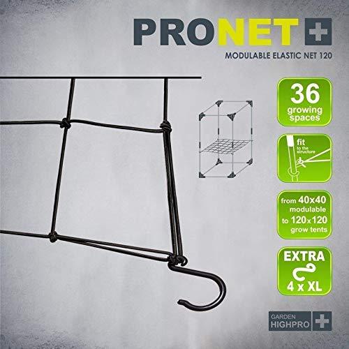Garden Highpro Pronet 120 modulares Netz 60x60 bis 120x120cm
