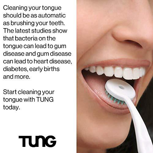 Tung Gel Fresh Mint Zungengel 85g Tube hilft gegen Mundgeruch - 3