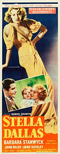 Stella Dallas Movie Poster Masterprint (60,96 x 91,44 cm)