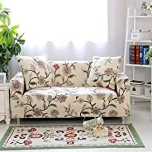 DEALS FOR LESS - 2 Seater Sofa Cover, Love Seat Stretchable Couch Slipcover, Arm chair cover, furniture protector from Pet...