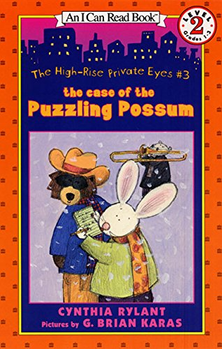 The High-Rise Private Eyes #3: The Case of the Puzzling Possum (I Can Read Level 2)