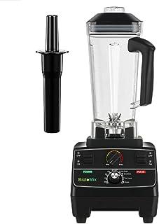 N\C BPA Free2 L2200 W Minuterie Intelligente Professionnelle Mélangeur préprogrammé Mélangeur Presse-Agrumes Robot de Cuis...