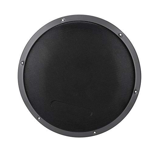 ASHATA Subwoofer-luidspreker, SG-15W 15-inch 8Ω Woofer-luidspreker HiFi Audio Bass Subwoofer-luidspreker, Hoge gevoeligheid 8 Ohm Audio-luidspreker Ondersteuning Snelle warmteafvoer.