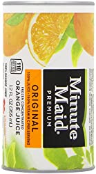 Minute Maid, Orange Juice, 12 oz (Frozen)