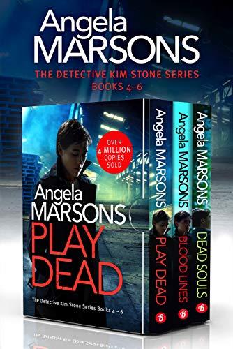 The Detective Kim Stone Series: Books 4–6 (English Edition)
