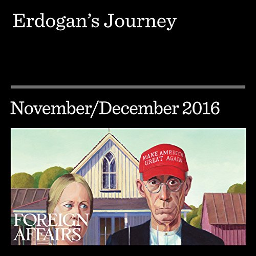 Erdogan's Journey audiobook cover art