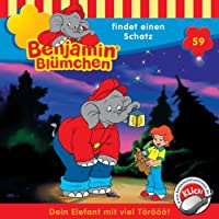Benjamin findet einen Schatz (Benjamin Blümchen 59) Hörbuch