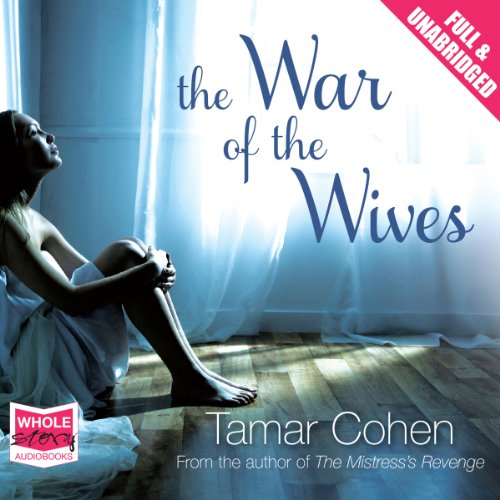 The War of the Wives audiobook cover art