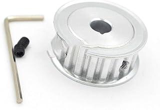 Small Backlash 32teeth 32T Trasmissione fluida 32 Denti 2M 2GT Pulley Pulley BORE 5//6 // 6.35//7//8 // 10MM for 2 MGT GT2 Gfpql WYanHua-Puleggia distribuzione Cintura sincrona Larghezza 6//9mm