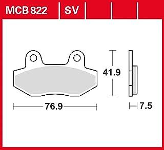 PLAQUETTES DE FREINS AVANT AP RACING HYO-SUNG GT COMET NAKED 125 2005-2006
