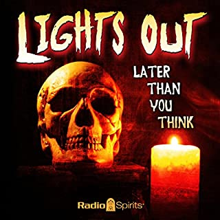 Lights Out: Later than You Think cover art