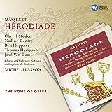Hérodiade - Acte III - 2ème tableau - Scène IX : Hérode, à toi ces palmes, à toi ces fleurs ! (Choeur, Salomé)