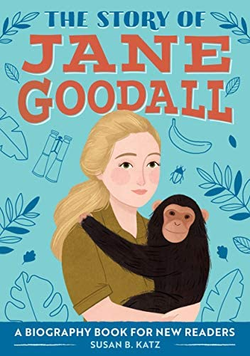 The Story of Jane Goodall A Biography Book for New Readers The Story Of A Biography Series for product image