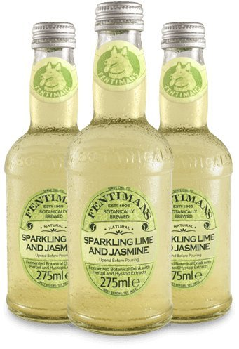 Fentimans Sparkling Lime & Jasmine 275ml x 12