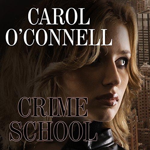 Crime School audiobook cover art