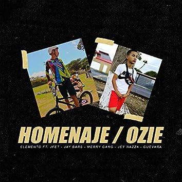 Homenaje / Ozie