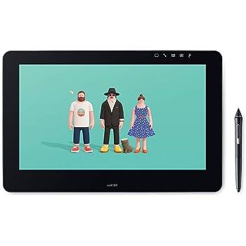 "Wacom DTH1620AK0 Cintiq Pro 16"" Graphic Tablet with Link Plus,Black"