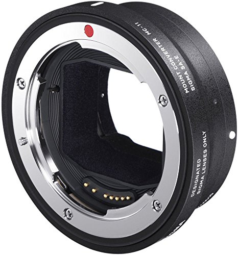Sigma Mount Converter MC-11 for Sigma Mounts to Sony E Cameras