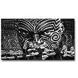 Póster de tela de seda para pared del equipo de rugby de todos los negros de Nueva Zelanda, decoración artística, regalo-60x100 cm