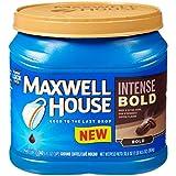 Maxwell House Intense Bold Ground Coffee, 30.6 oz Jug