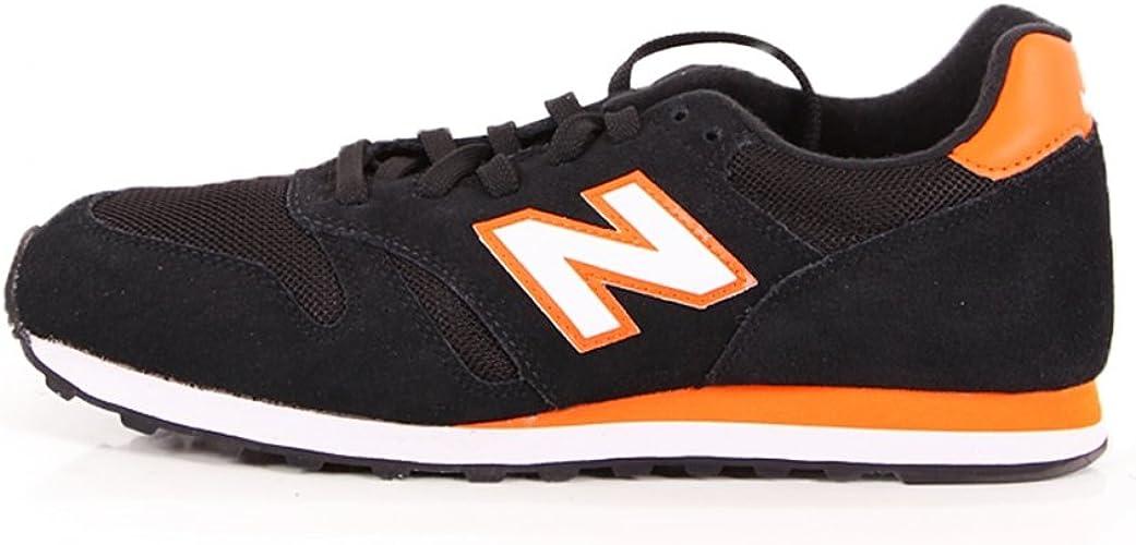 Amazon.com | New Balance Mens M373G Classic Sneaker, Grey/Silver ...