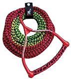 Airhead Ski Rope, 3 Section, Radius Handle, Multi Colored